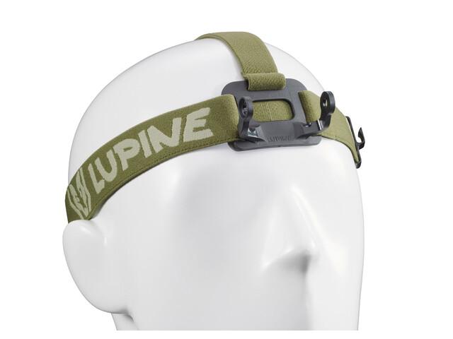 Lupine Piko/Piko R Stirnband olivgrün